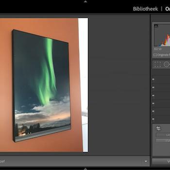 TIP: Hoe maak je de foto's van je kunstwerken voor Kunsth.art perfect recht?